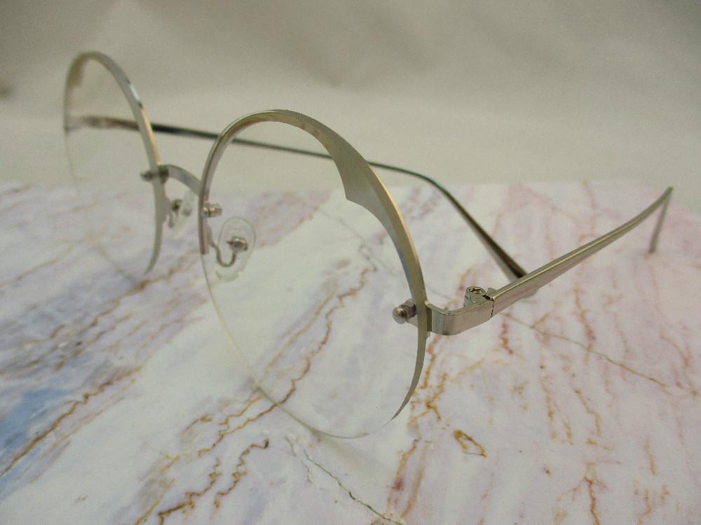 金屬韓版平光眼鏡-2310