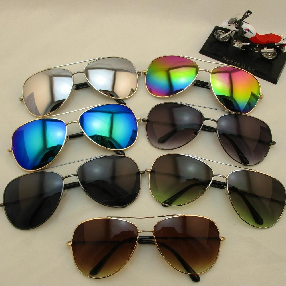 金屬飛行員眼鏡-60