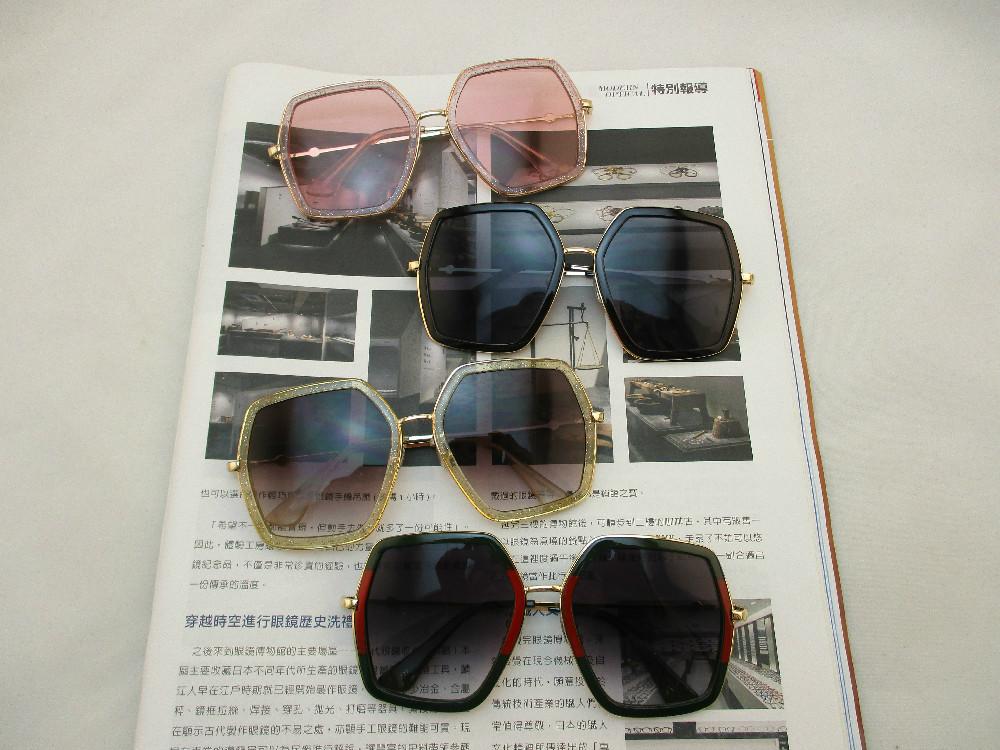 韓版太陽眼鏡-337