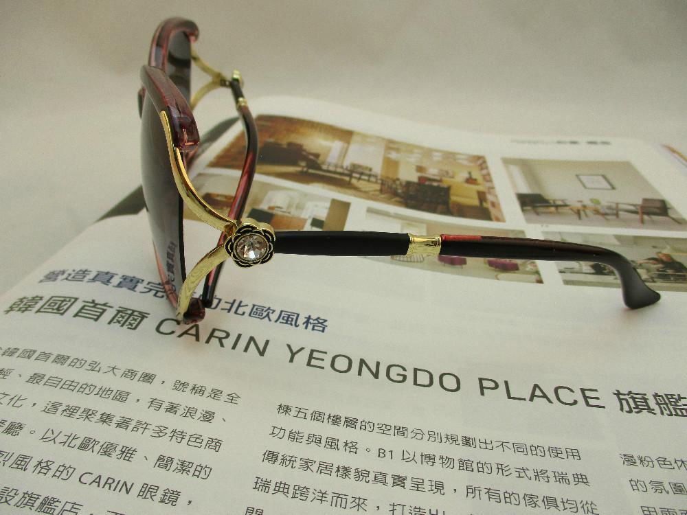 韓版女款偏光眼鏡-8039