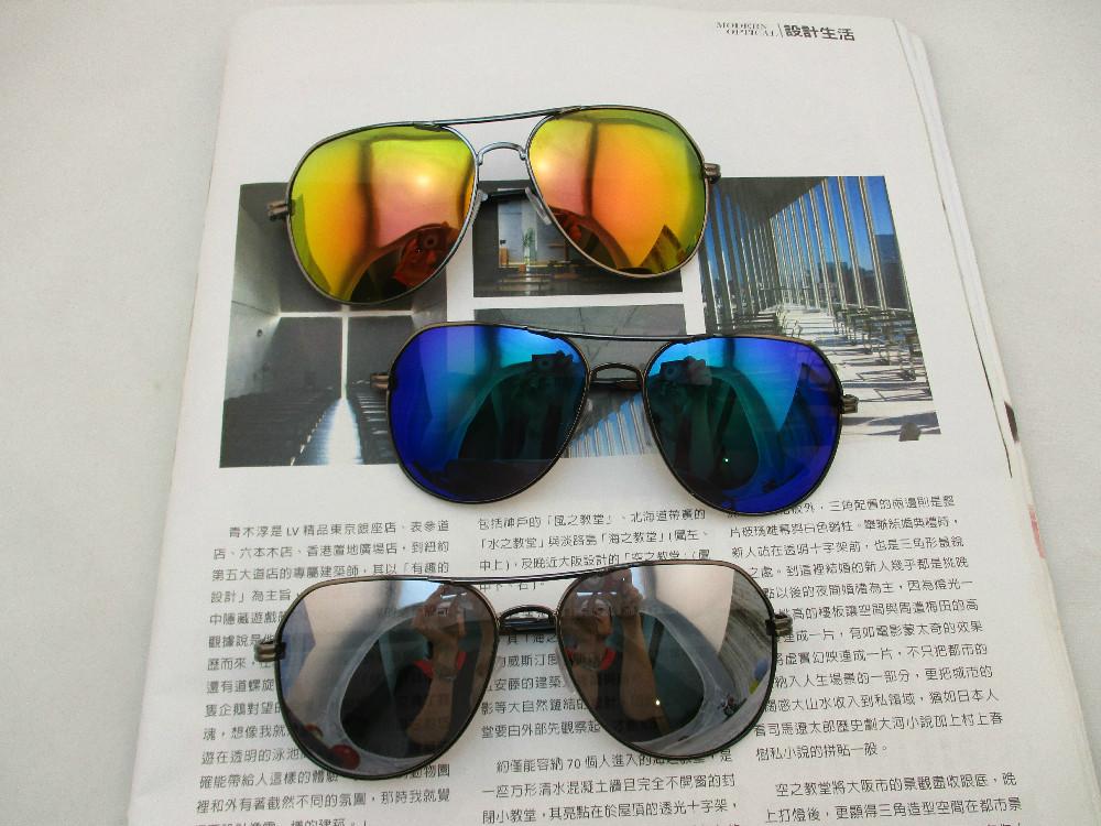 金屬偏光眼鏡-85R