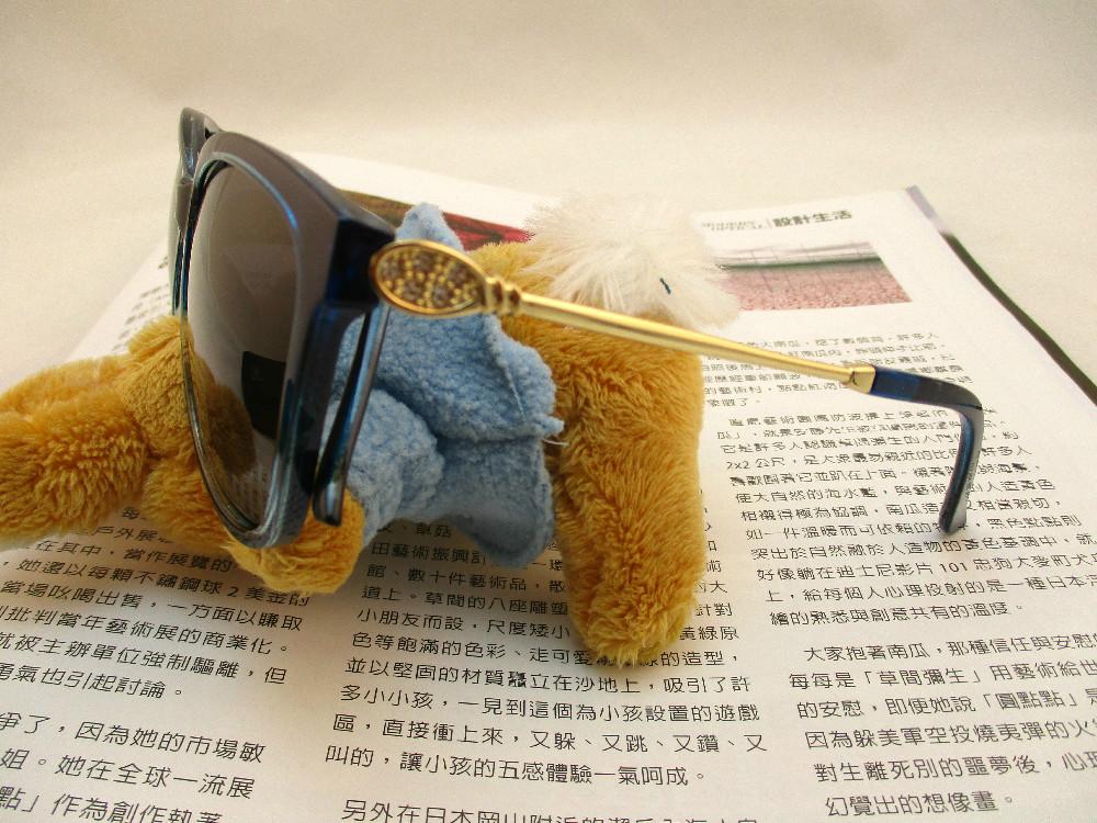 韓版女款偏光眼鏡-P150