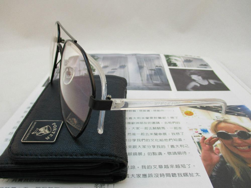 金屬韓版平光眼鏡-3262
