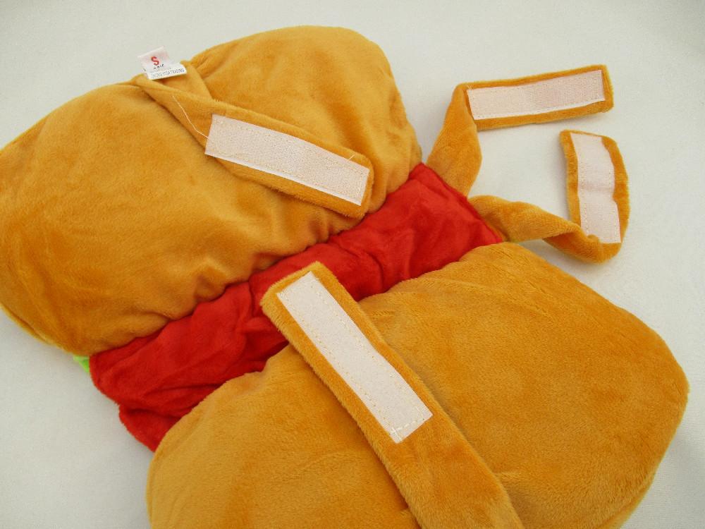 造型款寵物衣-熱狗裝