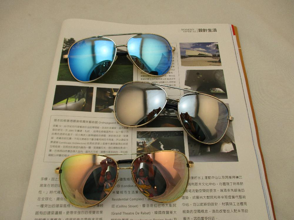 金屬偏光眼鏡-172
