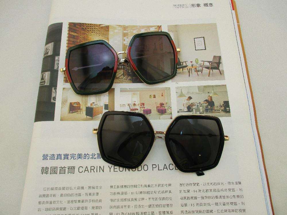 韓版女款偏光眼鏡-2