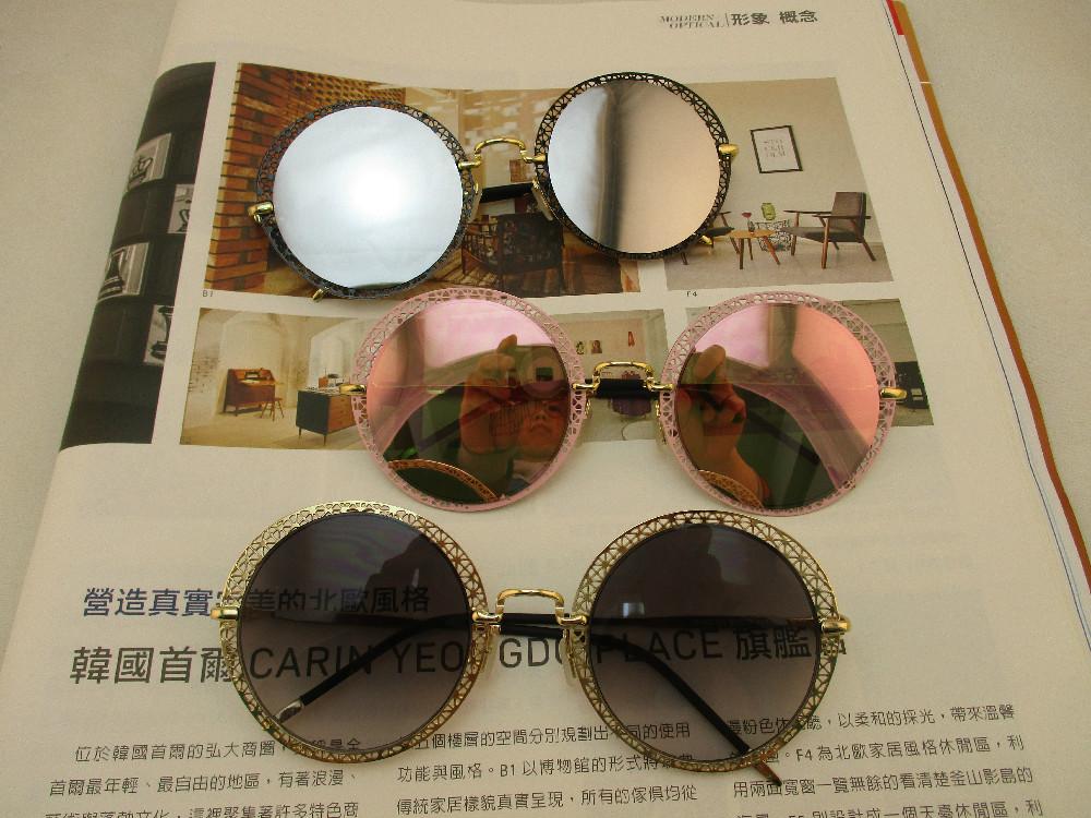韓版太陽眼鏡-JS-