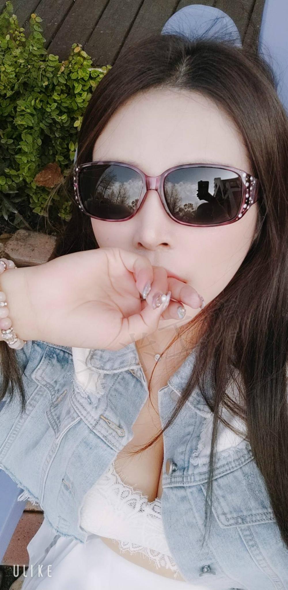 韓版女款偏光眼鏡-5511