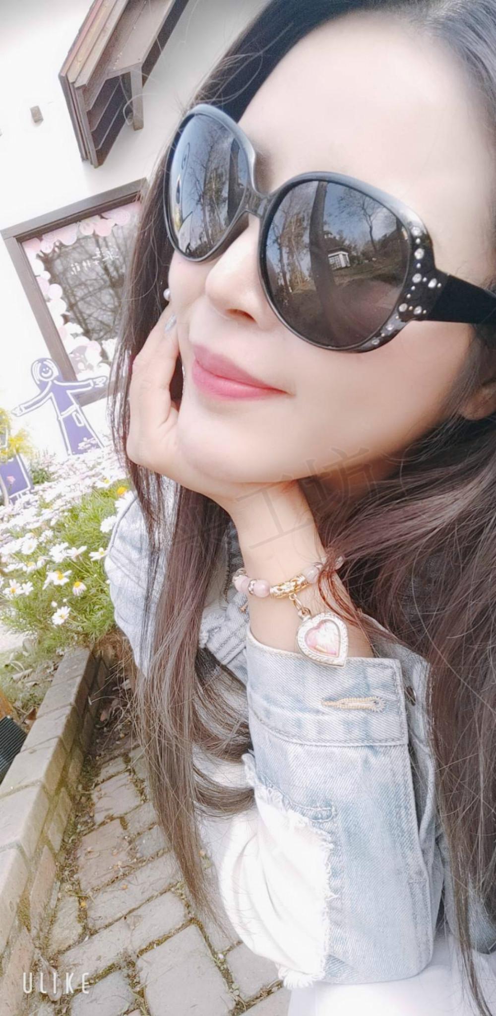 韓版女款偏光眼鏡-5515