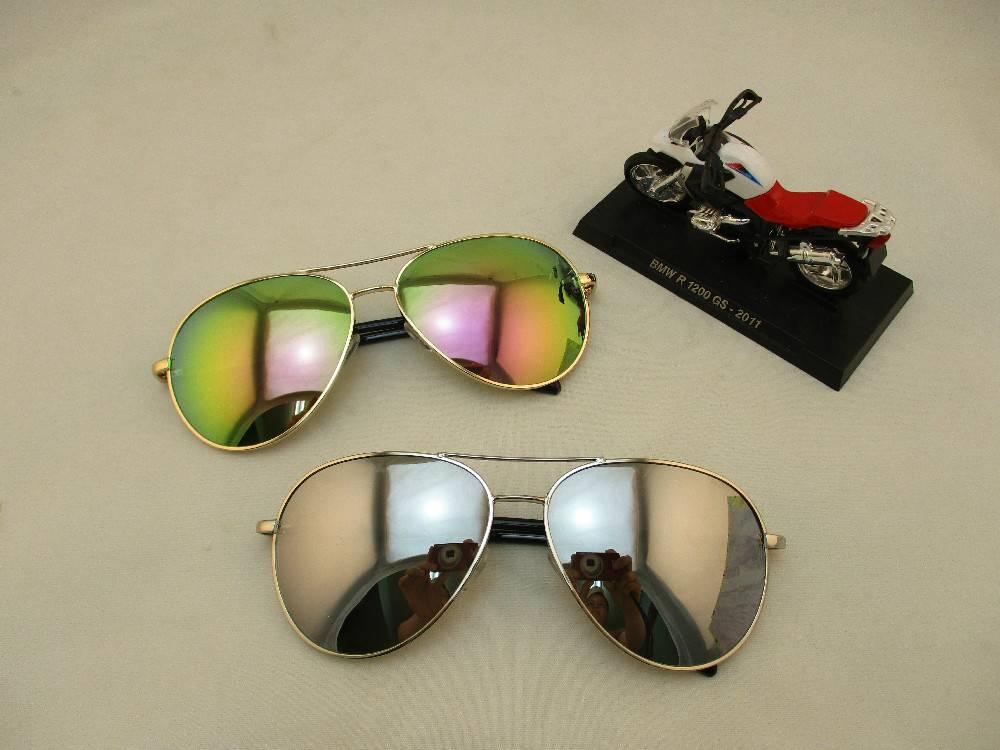 金屬飛行員眼鏡-63