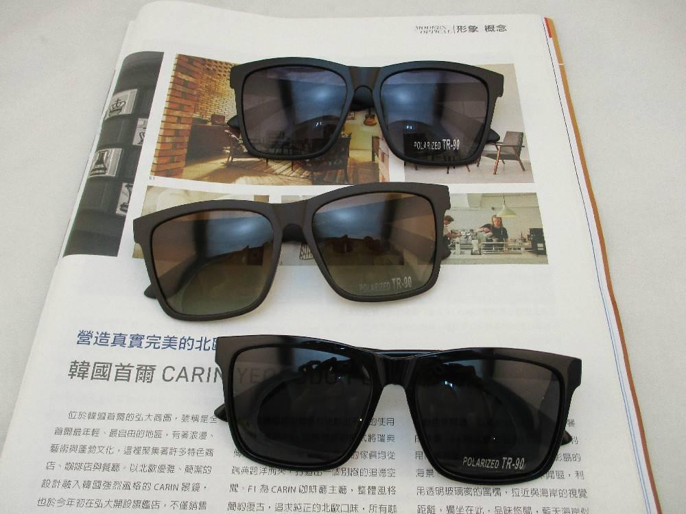 金屬偏光眼鏡-TR-