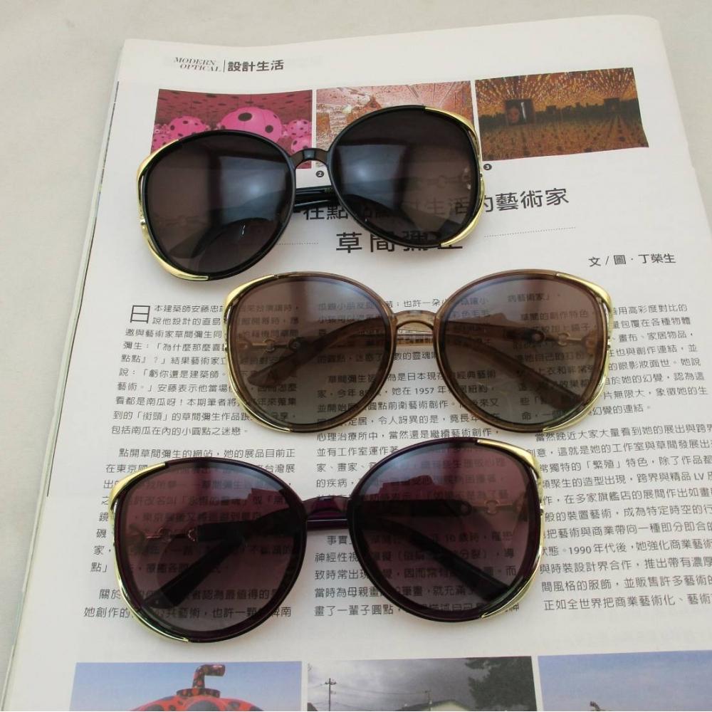 韓版女款偏光眼鏡-8