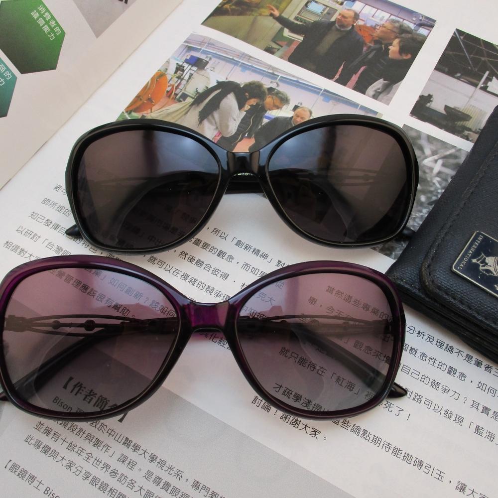 韓版女款偏光眼鏡05