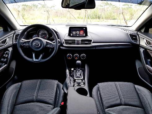 2019 Mazda 3(2019款)