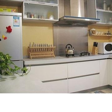 地中海風廚房裝潢範例