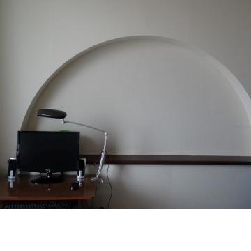 壁面式展示櫃