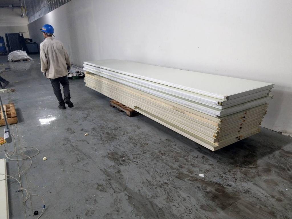 桃園-無塵室庫板工程