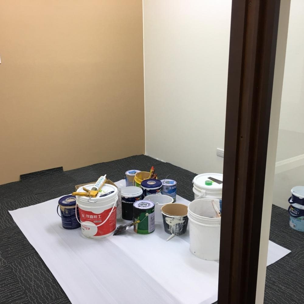 辦公大樓-清潔後