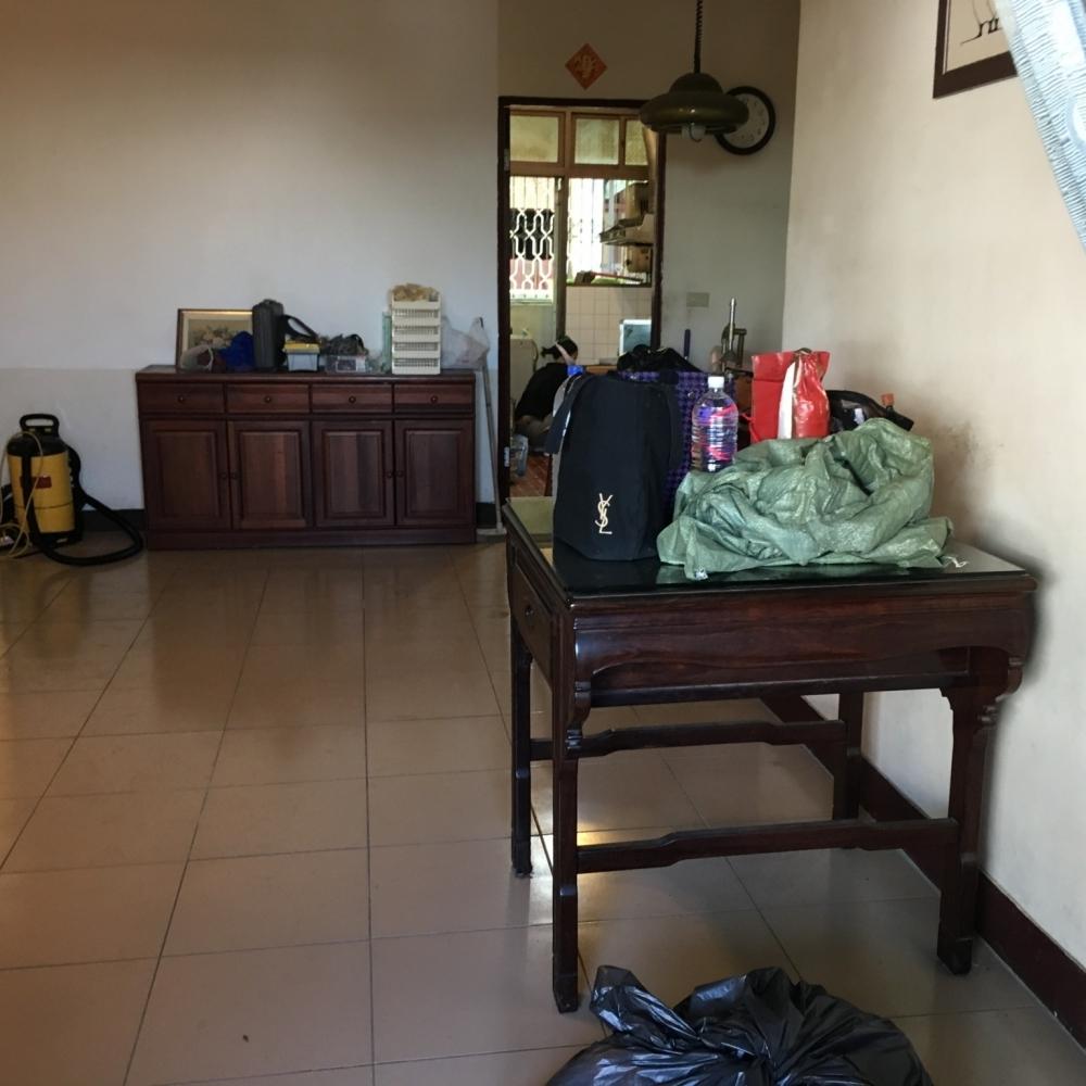 搬家-清潔前