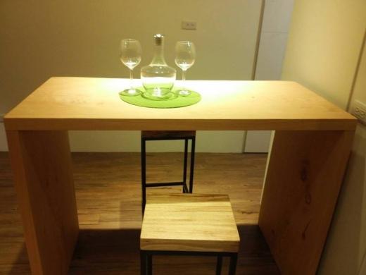 原木桌系列-3