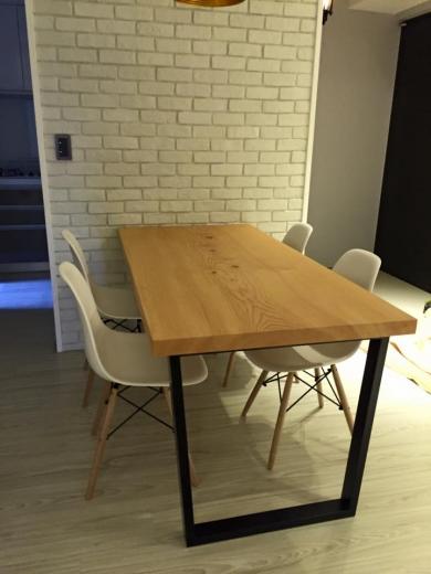 原木桌系列-2