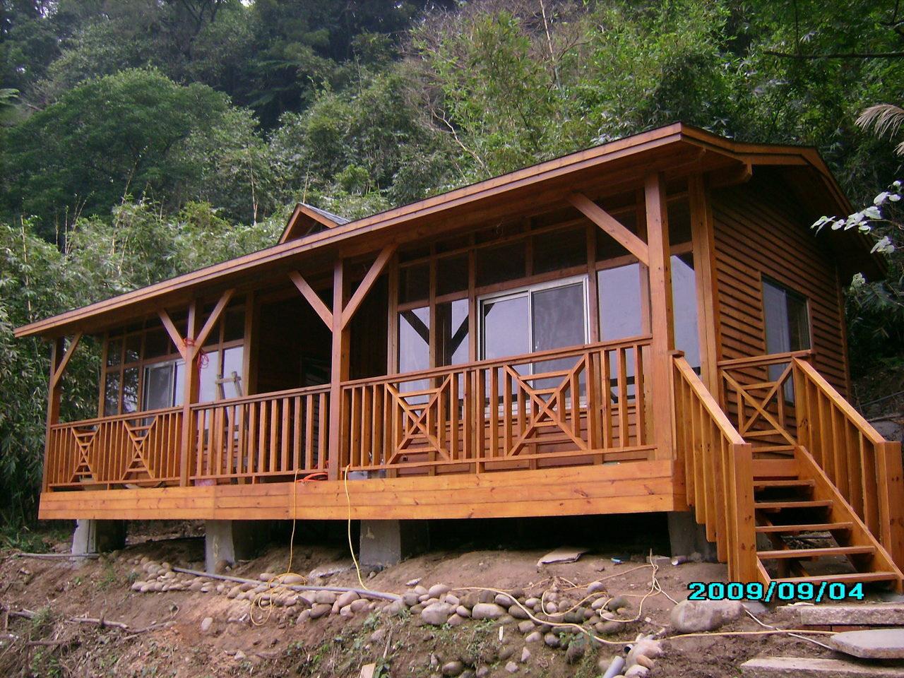 木屋建造|木屋设计|木屋施工-顺营木屋