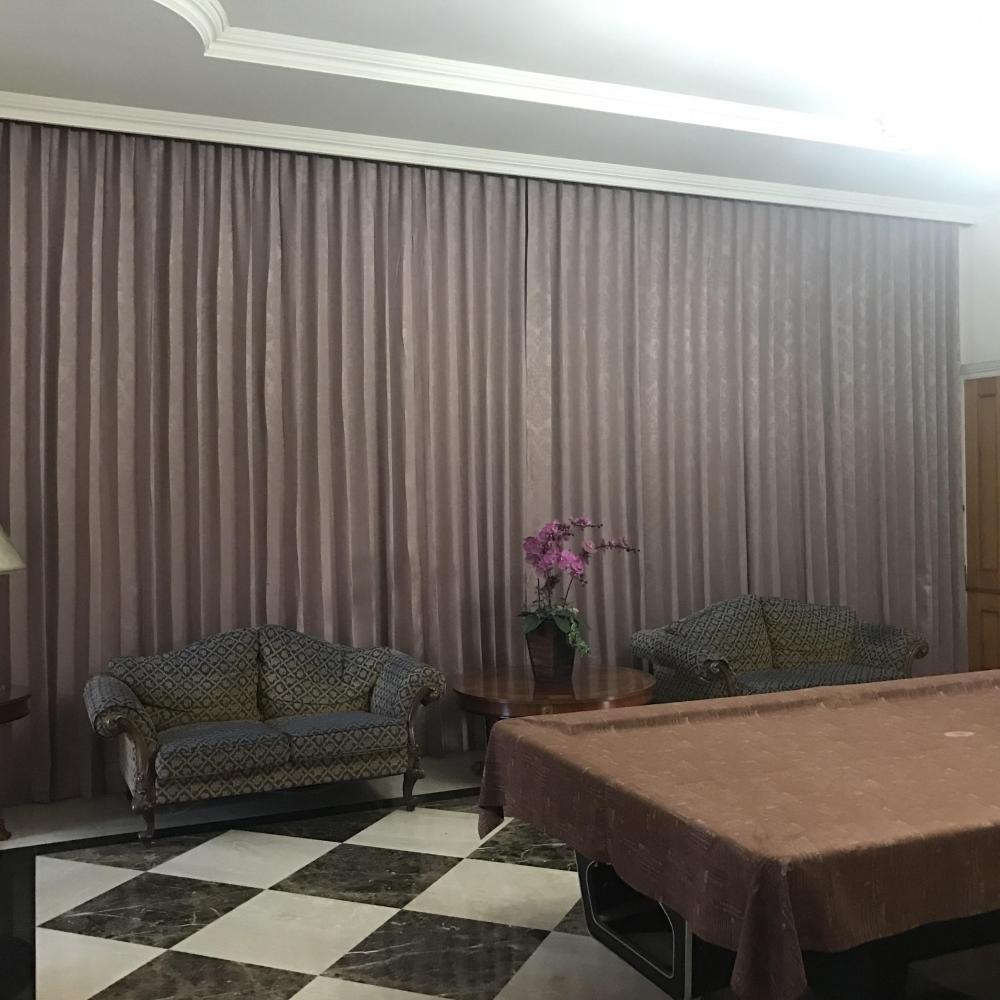 一般摺景窗簾