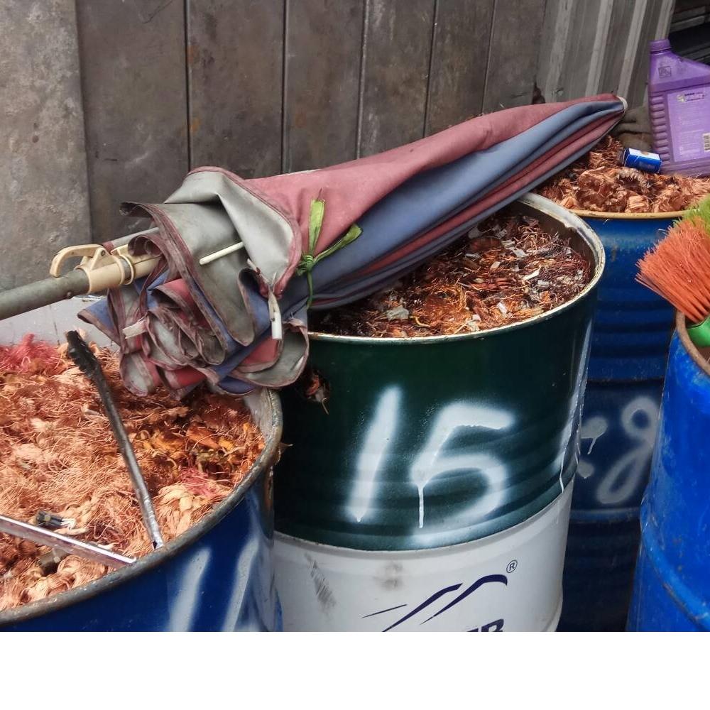 新北廢銅線回收