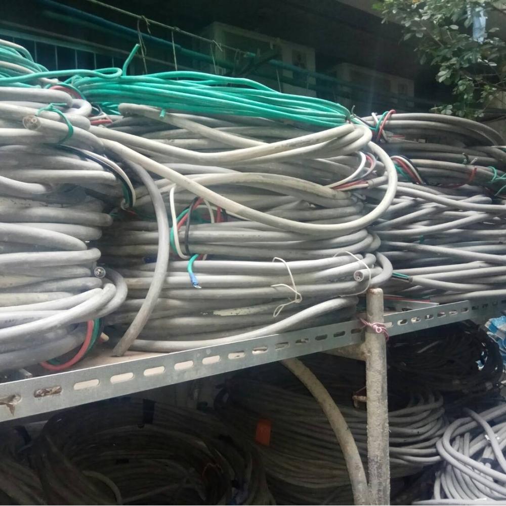 廢電纜線回收