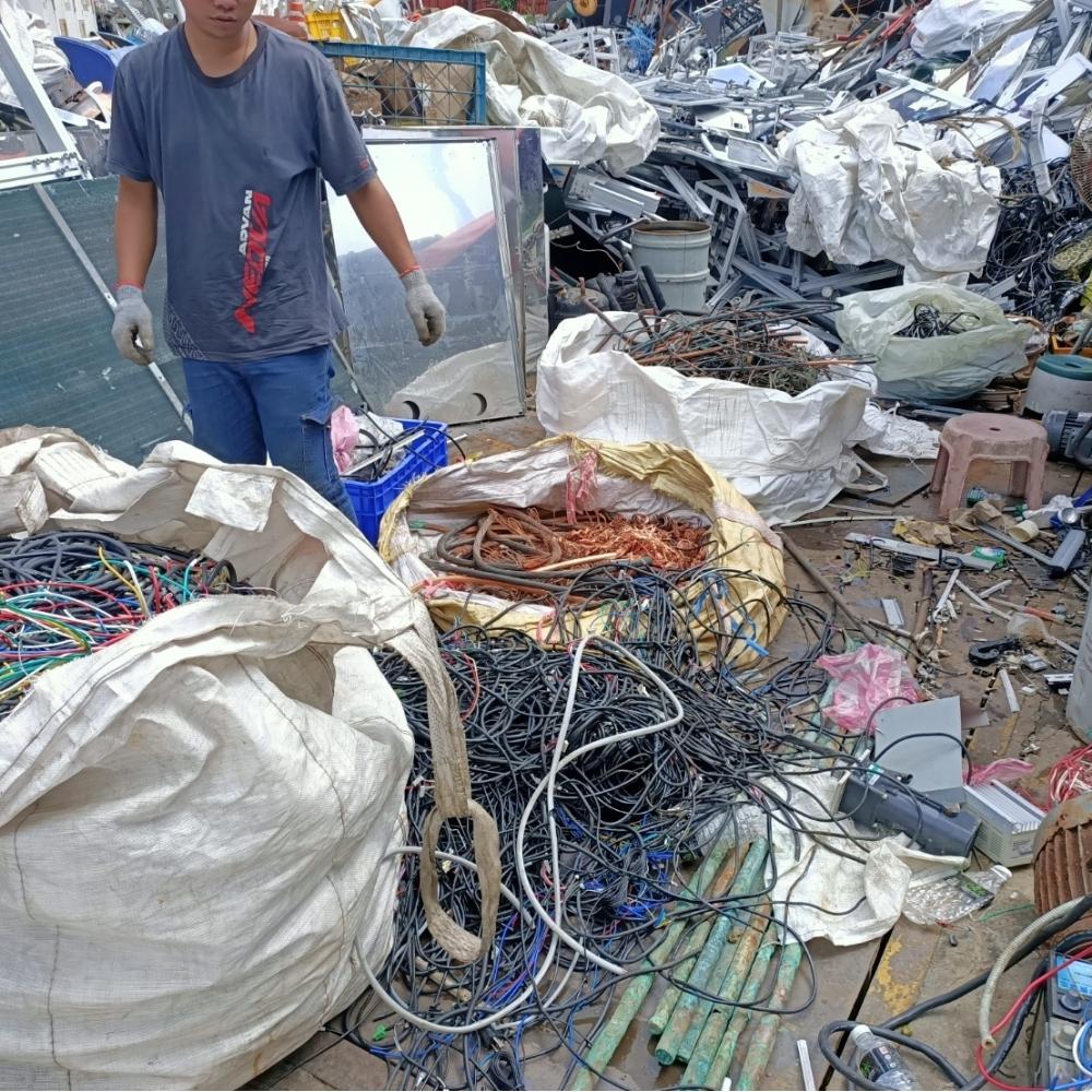 廢五金,資源回收