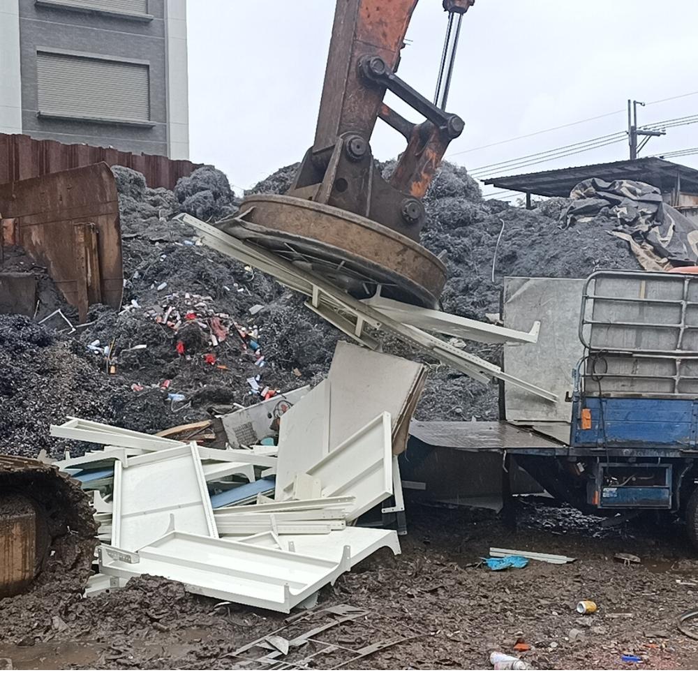 新北市廢鐵回收