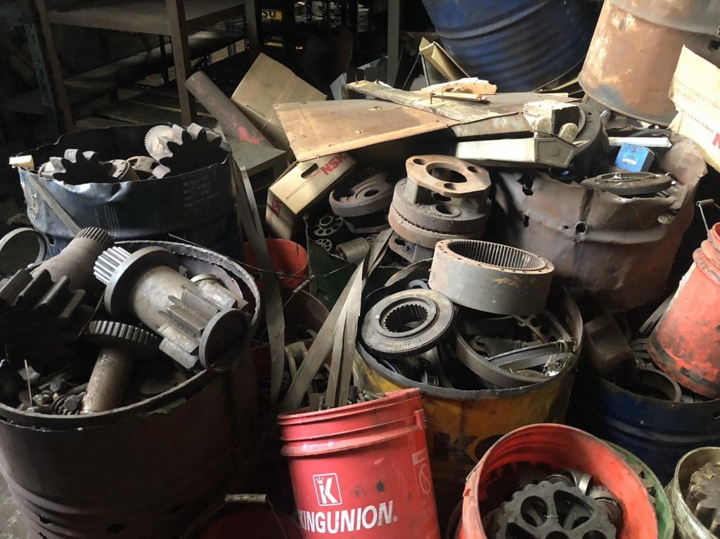 新北廢銅廢鐵回收