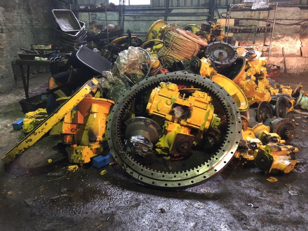 新北廢鐵回收