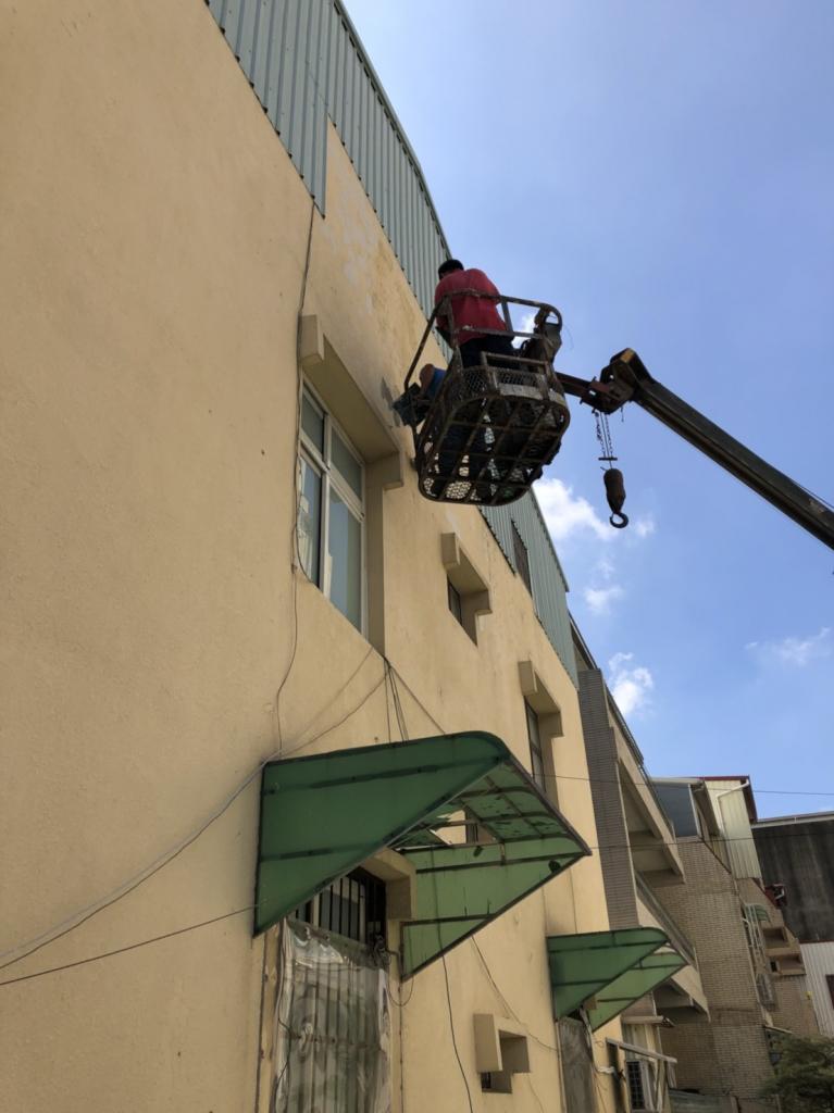 台南外牆防水漆