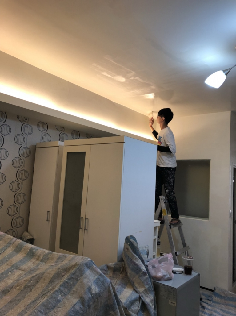 台南室內油漆粉刷