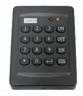 感應式門禁控制器