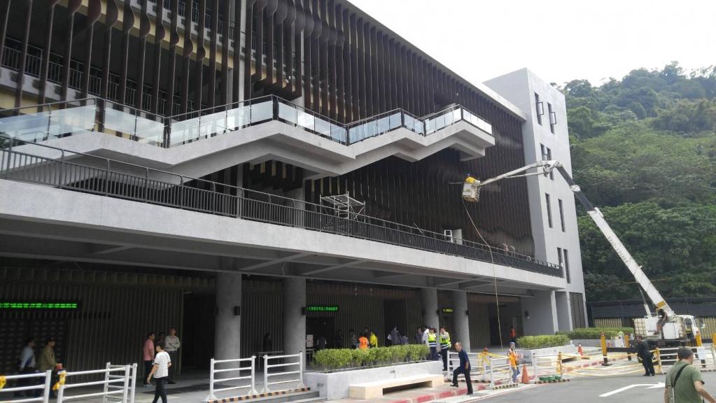 台北市第二殯儀館-新大樓