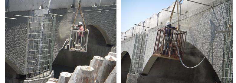 馬祖橋樑抗鹽害與防水工程