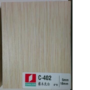 木心板-橡木洗白