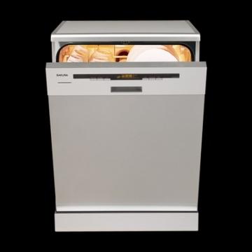 櫻花E7682半嵌式洗碗機
