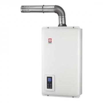 數位恆溫熱水器