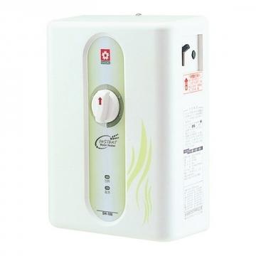 櫻花SH186 五段調溫電熱水器