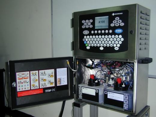 DOMINO 噴印系統