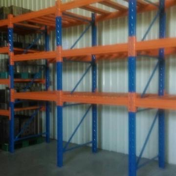 重型棧板式物料架