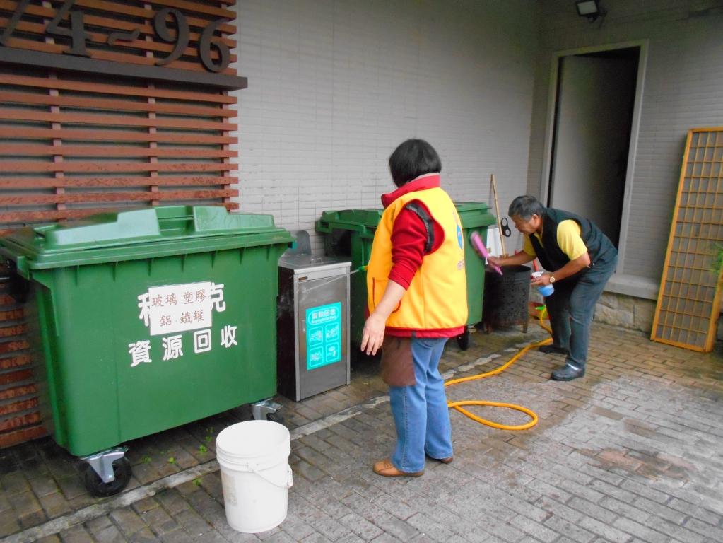 新北市環境清潔