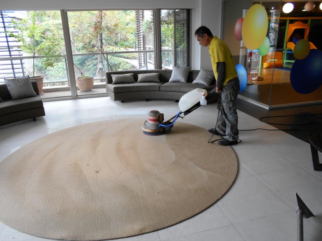 新北市地毯清洗