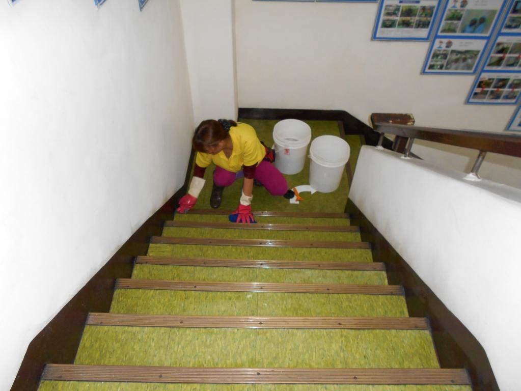 新北市 地板清洗