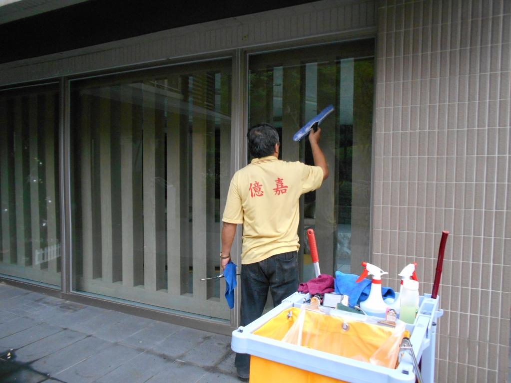 新北市大樓清洗