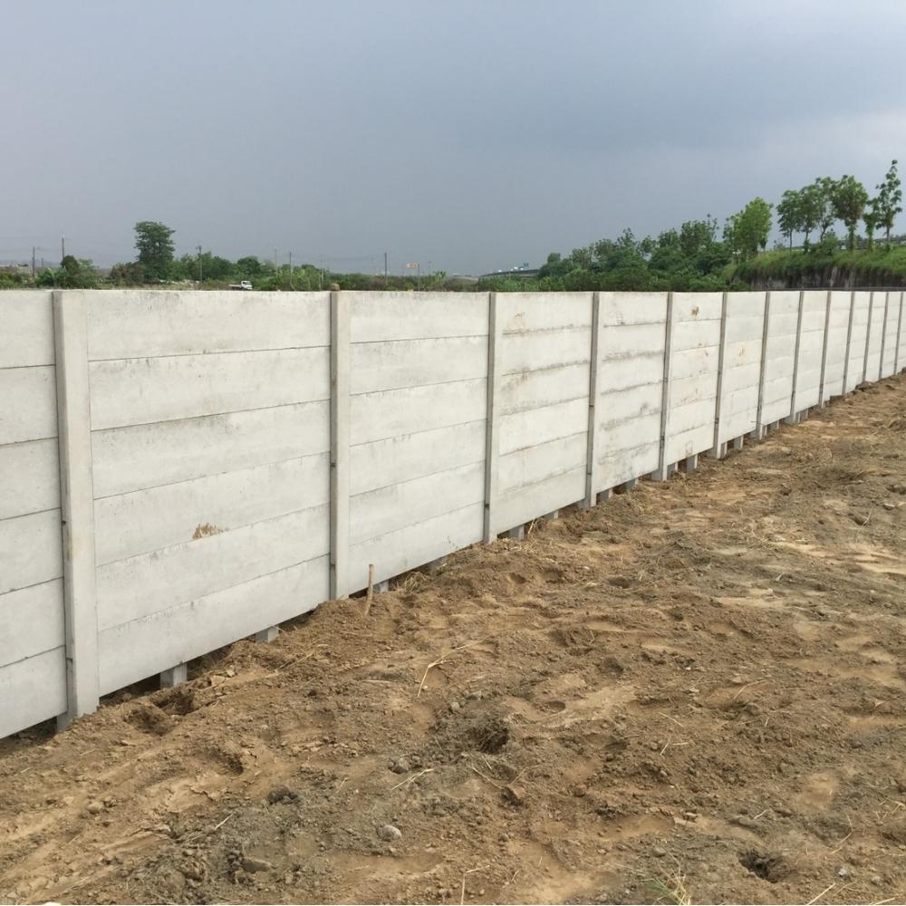 台南水泥牆圍籬施工