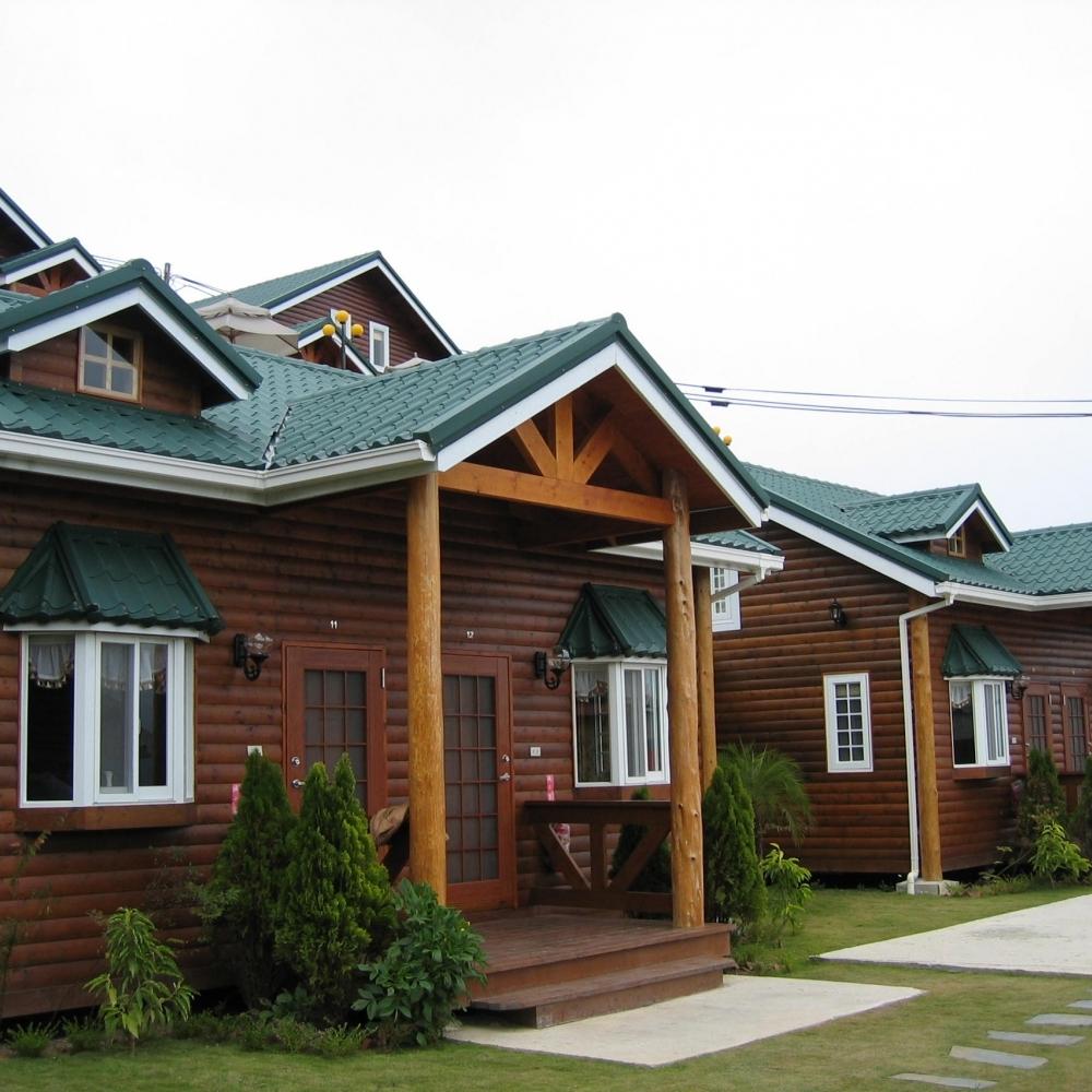 木屋樓中樓四人套房